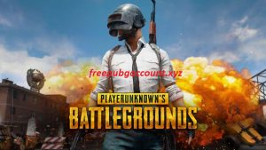 free high level pubg account 2018