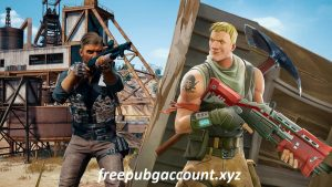 free pubg account email and password