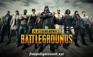 pubg free account from google+