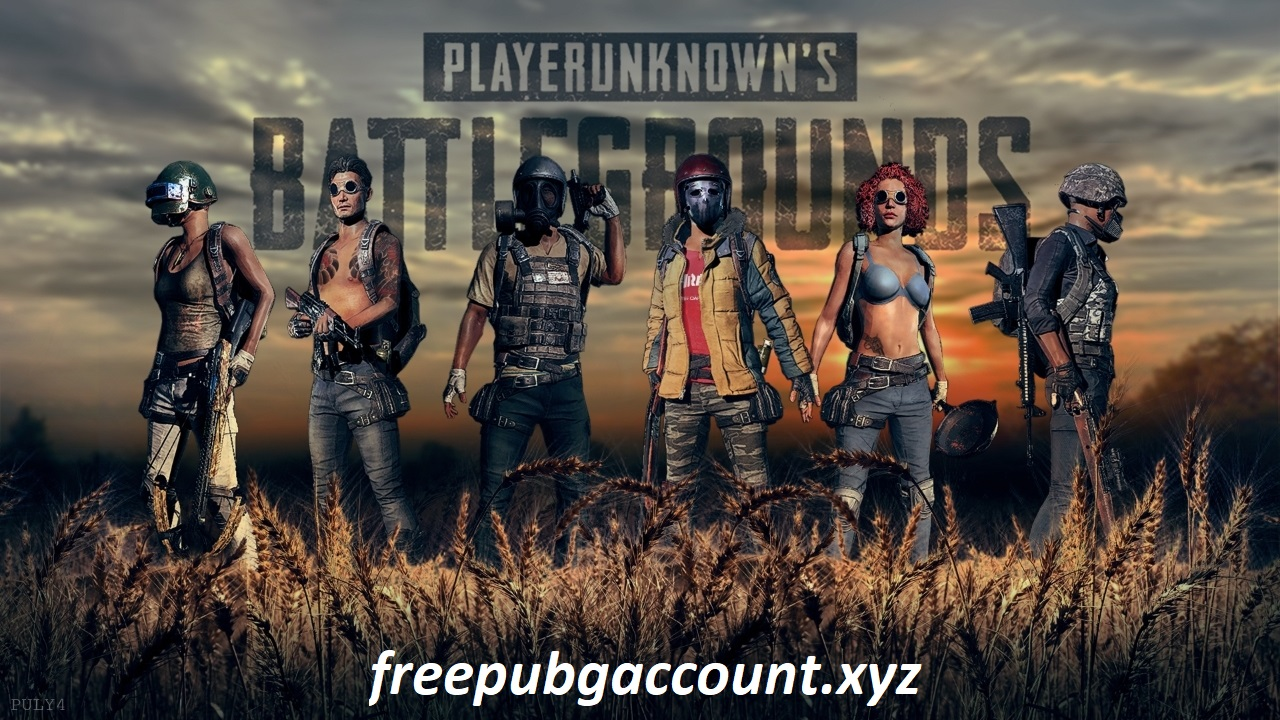 Pubg Mobile Free Accounts From Facebook Free Pubg Account