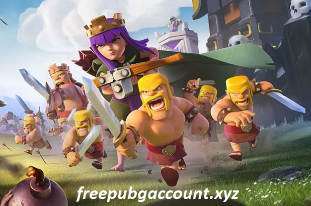 CoC Free Account Special Giveaway with High Town Hall 2019