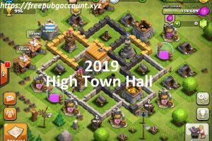 Free CoC Account Email and Password List with High Town Hall