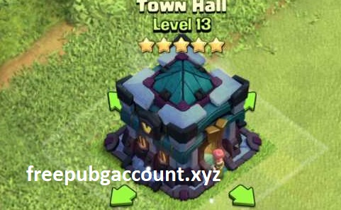 new feature giga inferno Th 13 CoC